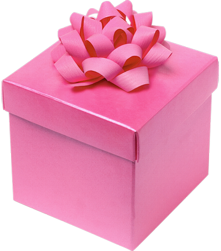 Pink_Present_Clipart